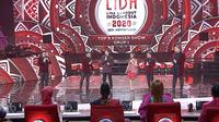 LIDA 2020 Top 9 Grup 1 Konser Show Senin (7/9/2020) malam live Indosiar (Dok Indosiar)