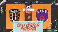 Shopee Liga 1 - Bali United Vs Persita Tangerang (Bola.com/Adreanus Titus)