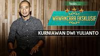 Wawancara Eksklusif Kurniawan Dwi Yulianto (Bola.com/Adreanus Titus)