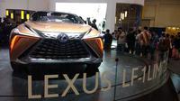 Lexus LF-1 Limitless Concept di GIIAS 2019 (Amal/Liputan6.com)