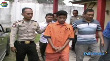 Tiga kakak beradik diduga melakukan pembunuhan terhadap seorang petani di Desa Tanjung Raja, Ogan Ilir, Sumatera Selatan.