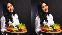 Lihat Aksi Menarik Chef Vania Wibisono Masak di KapanLagi Buka Bareng Edisi 4. (Sumber: Kapanlagi.com)