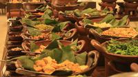 """Tujuan diselenggarakannya acara ini juga untuk melestarikan keanekaragaman citarasa masakan Indonesia dengan pengangkatan tema """"Selera Nusantara""""."""