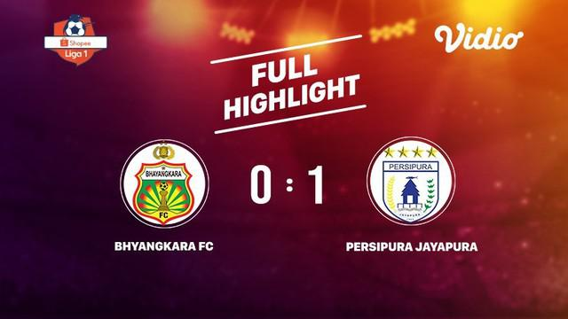 Laga lanjutan Shopee Liga 1, Bhayangkara Fc VS Persipura Jayapura berakhir  0-1 #shopeeliga1 #Bhayangkara Fc #Persipura Jayapura
