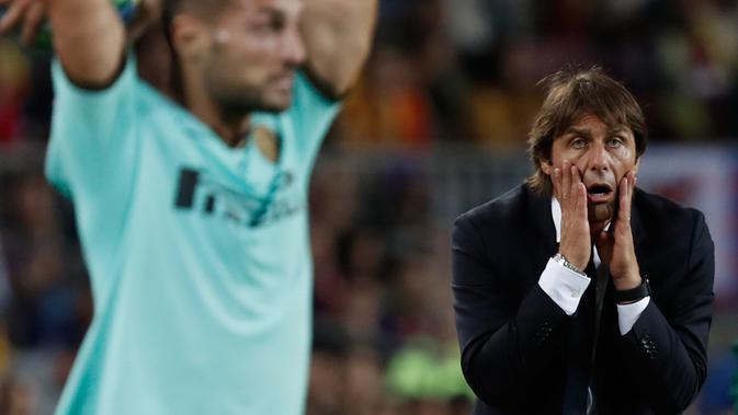 Inter Milan Pastikan Surat Pembunuhan untuk Conte Hoaks - Liputan6.com
