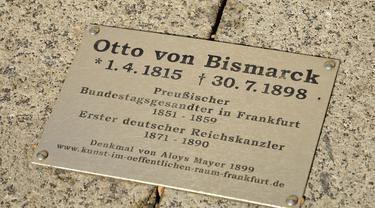 Memorial Bismarck (wikimedia commons)