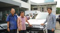 Mitsubishi Outlander PHEV Dipakai Sebagai Unit Tanggap Darurat (Ist)