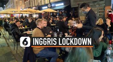 lockdown inggris