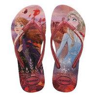 Mengikuti petualangan magis Anna dan Elsa dalam koleksi sandal Havaianas (Foto: Havaianas)