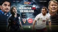 Prediksi Kroasia vs Denmark (Liputan6.com/Trie yas)