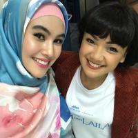 Kartika Putri dan Nirina Zubir yang awet muda. (Instagram/kartikaputriworld)