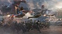 Adegan dalam film Avengers: Endgame. (Marvel Studios)