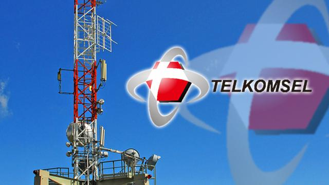 Ilustrasi BTS Telkomsel