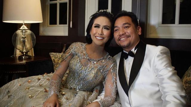 Ratu Meta dan Eddy Faisal