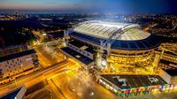 Stadion Ini Pakai 148 Baterai Bekas Nissan Leaf (Carscoops)