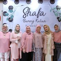 Acara Shafa Project bertemakan Shafa Bareng Kalian. (Daniel Kampua/Bintang.com).