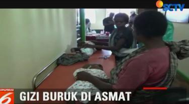 Kementerian Sosial dan TNI AL juga telah memberikan bantuan untuk menanggulangi wabah campak dan gizi buruk di Asmat.