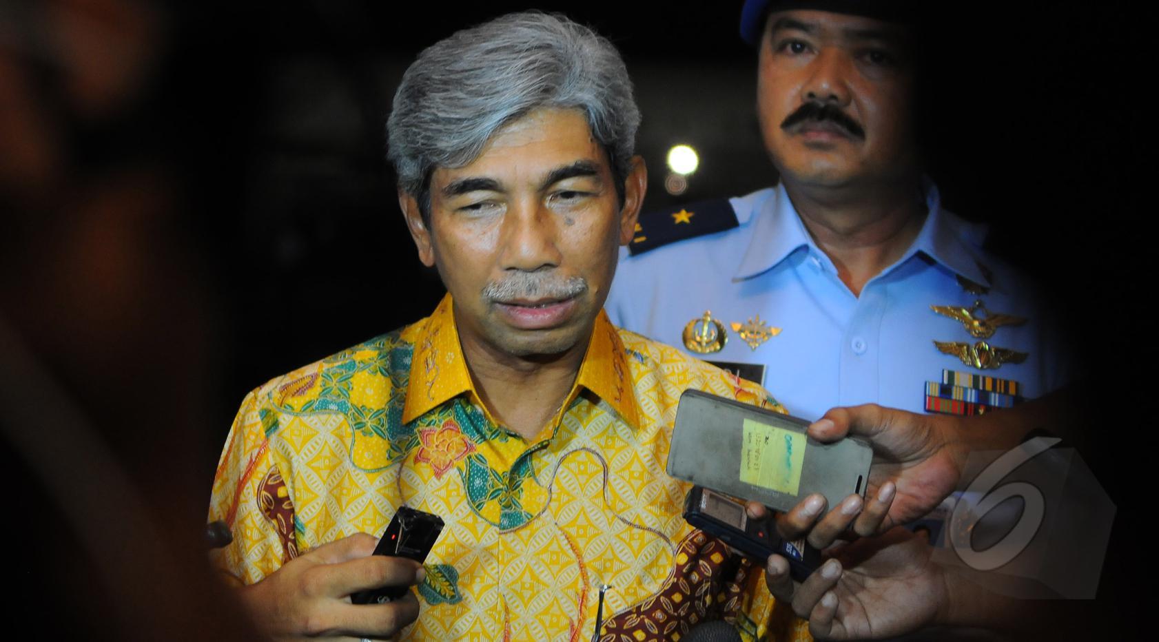 Wakil Menlu AM Fachir. (Liputan6.com/Herman Zakharia)