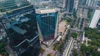 Bank Indonesia memberikan penghargaan kepada PT Bank Rakyat Indonesia (Persero) Tbk sebagai Bank Pendukung UMKM Terbaik dalam rangkaian acara Pertemuan Tahunan Bank Indonesia 2018  yang diselenggarakan di JCC Senayan, Jakarta, Selasa (27/11).