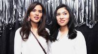 Raisa dan Isyana Sarasvati (Nurwahyunan/Bintang.com)