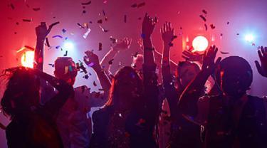 Ilustrasi hiburan malam (iStock)