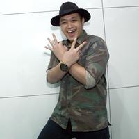 Preskon Ulang Tahun Indosiar ke 23 (Nurwahyunan/bintang.com)