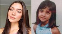 6 Potret Transformasi Angela Gilsha, dari Bayi hingga Genap 26 Tahun (sumber: Instagram.com/angelagilsha)