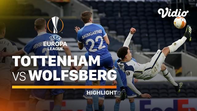 Berita video highlights Liga Europa, Tottenham Hotspur menang 4-0 atas Wolfsberger AC, Kamis (25/2/21)