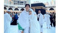 6 Momen Kedekatan Vidi Aldiano dengan Ibunda, Terbaru Umrah Bareng (sumber: Instagram.com/vidialdiano)