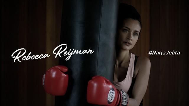 Berita video #RagaJelita kali ini menghadirkan penyanyi dan model, Rebecca Reijman, yang menjadikannya dirinya kuat dan bugar karena olahraga bela diri Muay Thai.