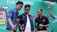 Fun Opening Markobar dan Sang Pisang (Deki Prayoga/bintang.com)