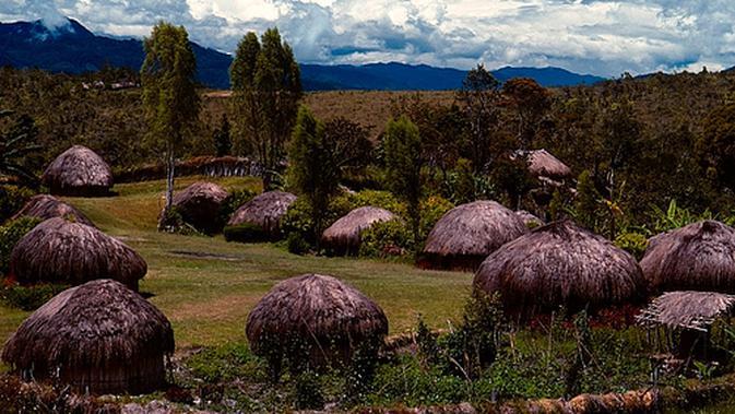 Taman Nasional Lorentz. | via: worldbeautifulcities.com