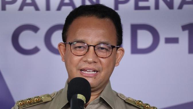PSBB Jakarta sampai 4 Juni 2020, Anies: Jadi Penentu Transisi Memulai New Normal