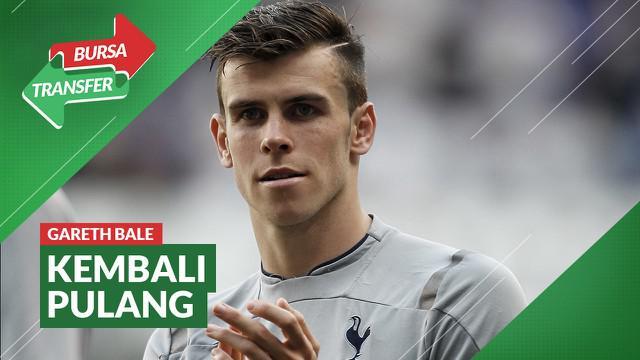 Berita Video Tottenham Berhasil Datangkan Gareth Bale dan Sergio Reguilon dari Real Madrid