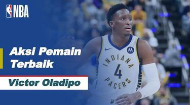Berita Video Aksi Victor Oladipo Saat Houston Rockets Kalahkan Porland Trail Blazers di NBA