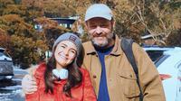Amanda Rawles dan Ayahnya. (Sumber: Instagram.com/amandarawles)