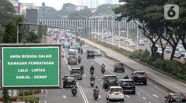 Jakarta Tarik Rem Darurat, Ganjil Genap Ditiadakan dan Transportasi Umum Dibatasi