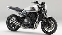 Honda CB-F Concept. (Honda)