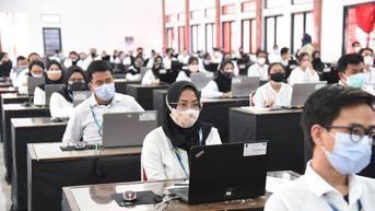 Hasil SKD CPNS 2021 Segera Diumumkan, Lihat disscasn.bkn.go.id