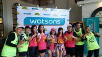 Para pelaksana acara Get Active Festival 3.0 Watsons (dok Liputan6.com/Ossid Duha Jussas Salma)