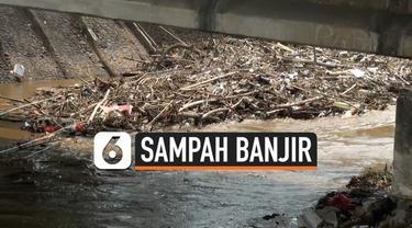 Dinas kebersihan dan petugas PPSU mengangkut  lebih dari 150 trk sampah ke TPA Gantar Gebang. Sampah-sampah tersebut  berasal dari banjir kirima yang melanda sebagian wilayah Jakarta.