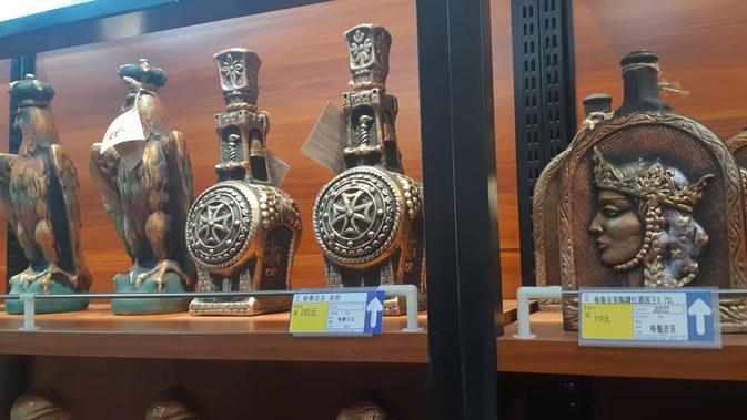 Salah satu barang yang dijual di toko di Turugart, Wuqia County, Prefektur Otonomi Kizilsu Kirgiz, Wilayah Otonomi Xinjiang-Uighur (Rizki Akbar Hasan / Liputan6.com)#source%3Dgooglier%2Ecom#https%3A%2F%2Fgooglier%2Ecom%2Fpage%2F%2F10000