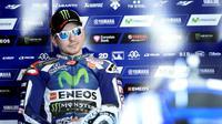 Juara dunia 2015, Jorge Lorenzo, mengaku direcoki masalah mesin pada motor pertamanya saat latihan bebas kedua (FP2) MotoGP Austin.
