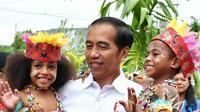 Hari ini (21/6/2018) Presiden Jokowi berulang tahun ke-57. (Sumber Foto: Instagram/Jokowi)