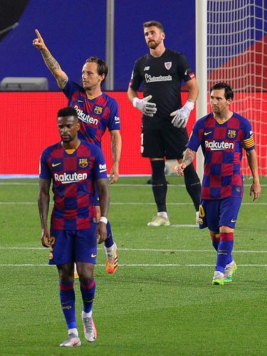 Barcelona Menang Tipis Atas Athletic Bilbao