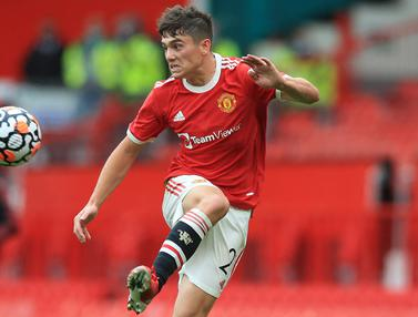 Foto: 5 Penjualan Manchester United yang Menghasilkan Cuan Terbesar, Daniel James Teratas
