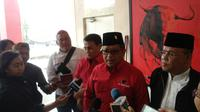Sekretaris Jenderal PDIP, Hasto Kristiyanto (Liputan6.com/Ahda Bayhaqi)