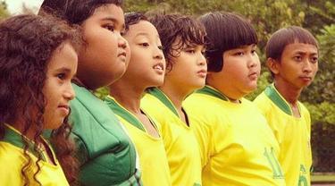 Beda Penampilan 5 Pemain Tim Kampung Bojong Ronaldowati Dulu Vs Kini