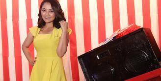 Di industri musik dangdut Indonesia nama Siti Badriah sudah tak asing lagi di dengar. Nama yang akrab disapa Sibad ini semakin melambung tinggi, meski begitu bukan bearti Sibad tak punya cerita soal masa lalu. (Bambang E.Ros/Bintang.com)