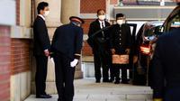 Dubes RI Untuk Jepang Heri Akhmadi Menyerahkan Surat Kepercayaan Kepada Kaisar Naruhito. Dok: KBRI Tokyo